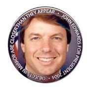 John Edwards, 2004