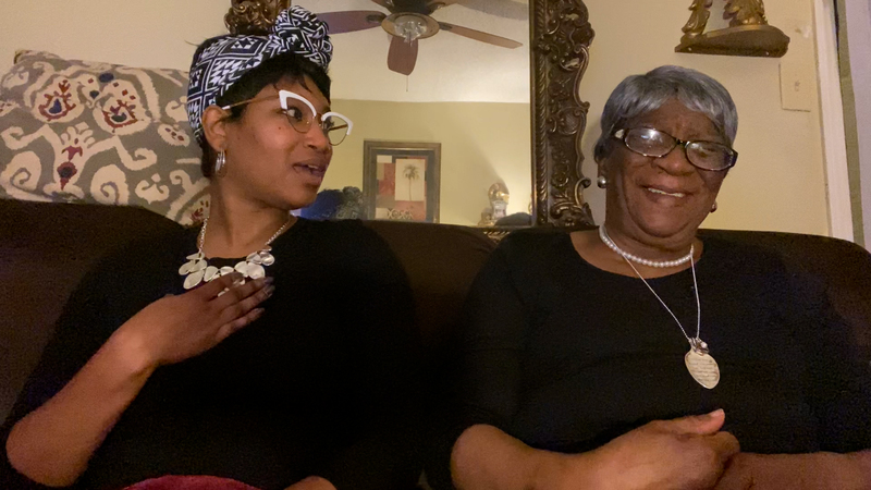 Sarita Alston & Grandmother Sarah Alston interview image
