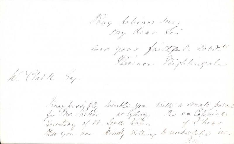 Letter to William Clark: 9 September 1876, page 7
