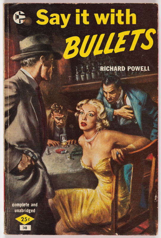 Say it with bullets by Richard Powell