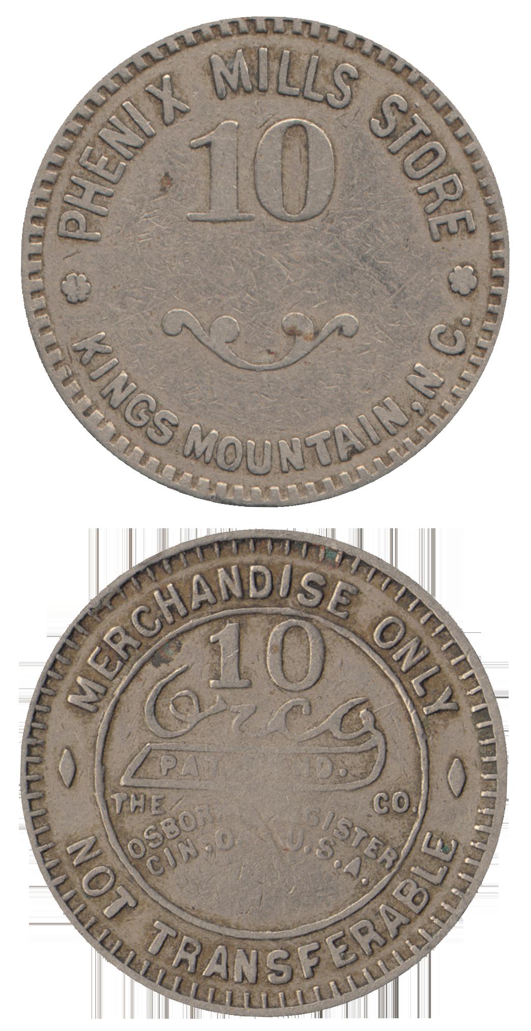 Phenix Mills token