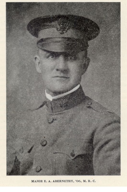Eric A. Abernethy