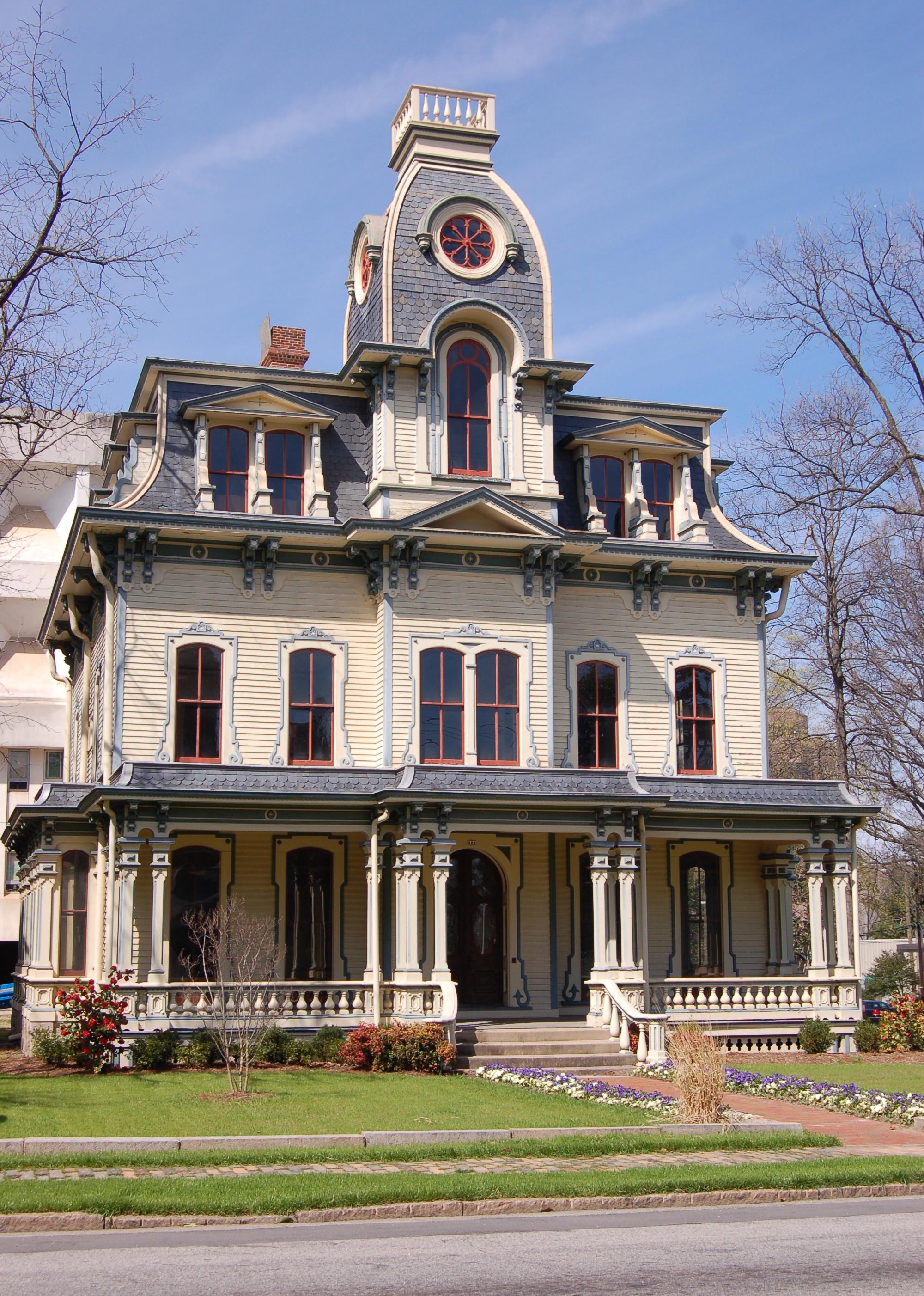 Heck-Andrews House, Raleigh N.C.