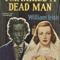 I married a dead man by William Irish