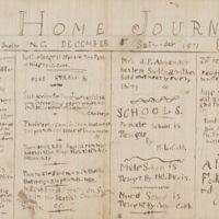 Home Journal