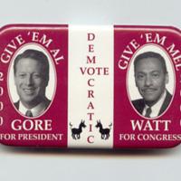 Give'em Al: Give'em Mel: Vote Democratic
