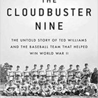 Anne R. Keene, The Cloudbuster Nine book cover, 2018