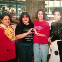 Four Winds, Founders of Alpha Pi Omega Sorority, circa 1994
