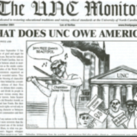 The UNC Monitor