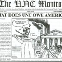 The UNC Monitor