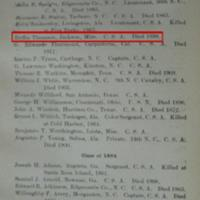Page from the University of North Carolina Record