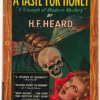 A Taste for Honey by H.F. Heard
