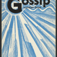 Gossip: a Journal of Lesbian Feminist Ethics, Issue number 3