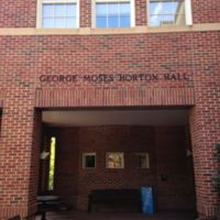 George Moses Horton Residence Hall