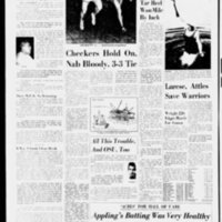 Luke Appling in Charlotte Observer Dec 21, 1943