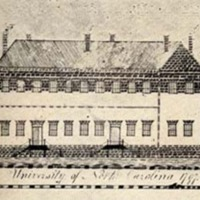 University of North Carolina 1797