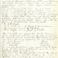 A Record of the War Activities in Orange County, North Carolina, 1917-1919
