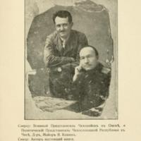 О чехословацких легионерах в Сибири, 1918–1920 On the Czechoslovak Legionnaires in Siberia, 1918–1920
