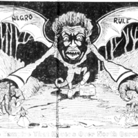 The Vampire that Hovers Over North Carolina.