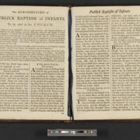 Book of Common Prayer (1784)