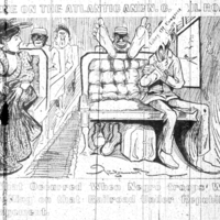 Scene on the Atlantic and N.C. Railroad.