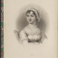 Frontispiece to A Memoir of Jane Austen