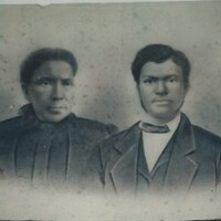 James Monroe Dean, Sr. and Lucinda Mitchell Dean