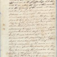 8 November 1796. Joseph Caldwell to [John H. Hobart].