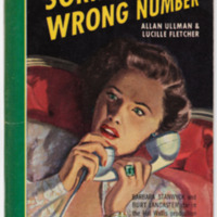 Sorry, wrong number by Allan Ullman & Lucille Fletcher