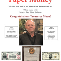 Article about NC Civil War paper money