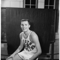 Bob Cunningham, #32, Guard.
