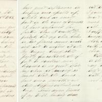 J. T. Morehead to President Swain