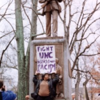 Martin Luther King Day rally, 1997