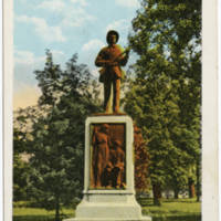 Confederate Monument, undated
