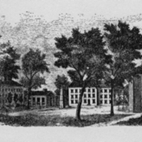 University of North Carolina, 1855.
