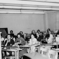 League of Women Voters class