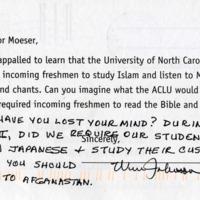 Qur'an postcard 1