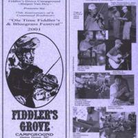 2001 Brochure