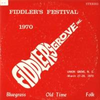Fiddler's Festival 1970 LP Cover