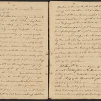 Diary of Sidney D. Bumpas