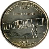 NC 2001 quarter rev