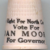 Sew Right for North Carolina: Vote for Dan Moore for Governor