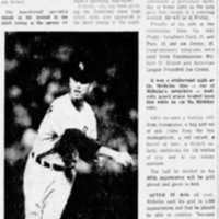 Hoyt Wilhelm, The Charlotte News, July 25, 1968
