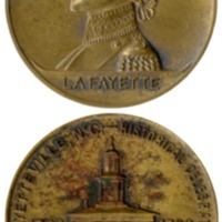 Fayetteville medal, 1939