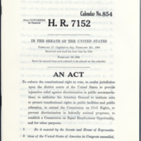 Copy of H.R. 7152 (Civil Rights Act)