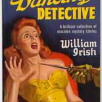 The dancing detective by William Irish