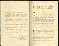 War Information Series No. 2-The Lafayette Association