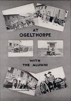 At Oglethorpe with the Alumni