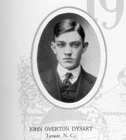 John Overton Dysart