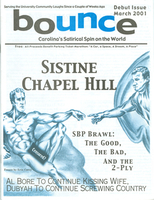 Bounce: Carolina's Satirical Spin on the World